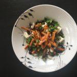 Grillet gulerodssalat